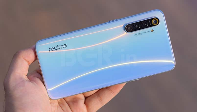 Realme sold 5.2 million smartphones during the festive season; grows by 160 percent