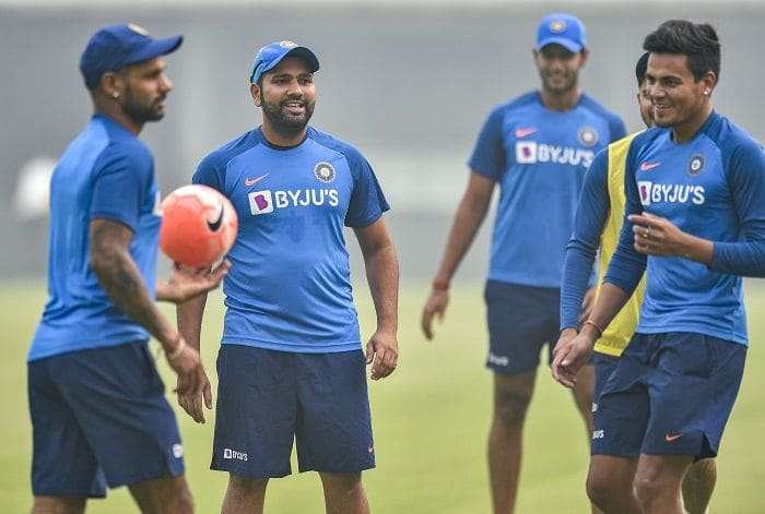 Want to Take Team Forward From Where Virat Has Left: Rohit Sharma