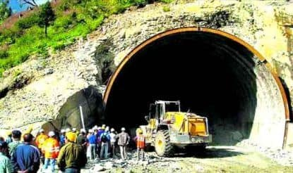 Rohtang Tunnel May Become Operational Soon