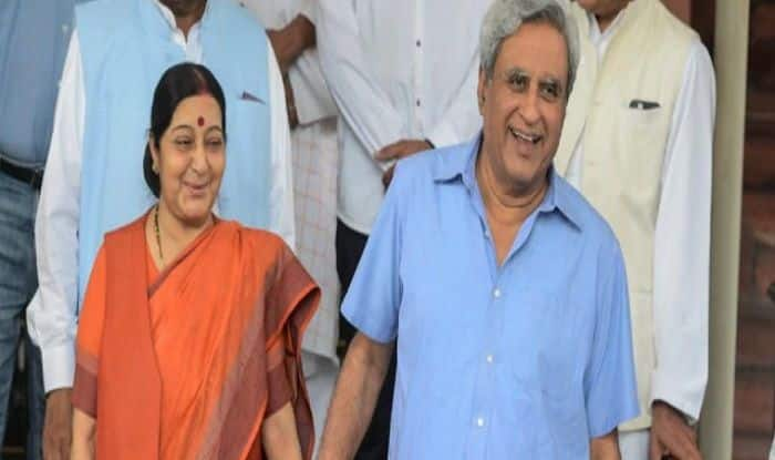 'Doctors Were Not Ready But…', Sushma Swaraj's Husband Reveals What Happened at AIIMS Before The Late Minister's Surgery