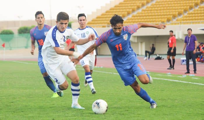AFC U19 Championship: India go down 0-2 to Uzbekistan
