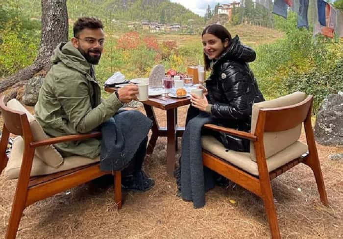 Virat Kohli Shares Picture With Anushka Sharma from His Bhutan Mini-Vacation; Thanks Fans for Birthday Wishes