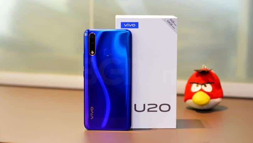 Vivo U20 Review: Heavyweight when it comes to battery but not on the pockets