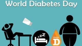 World Diabetes Day 2019: Lifestyle Habits Associated With The Condition