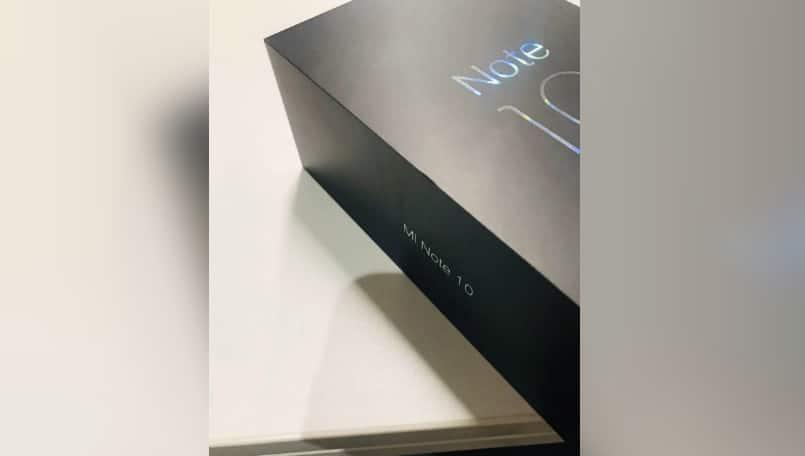 Xiaomi Mi Note 10 launch set for November 14, penta camera setup detailed
