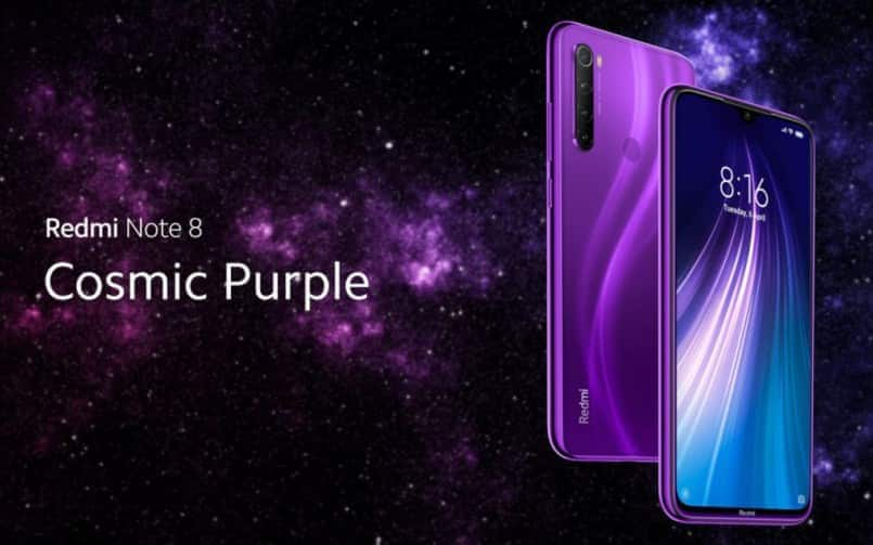 Xiaomi Redmi Note 8 Cosmic Purple variant launched in India: Price, Sale Date and Features