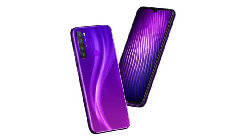 Xiaomi Redmi Note 8 'Nebula Purple' color variant launched in Chiina