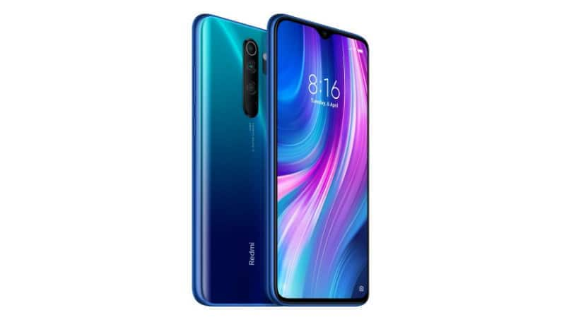 Redmi Note 8 Pro 'Electric Blue' color launched in India: Price, sale date, features
