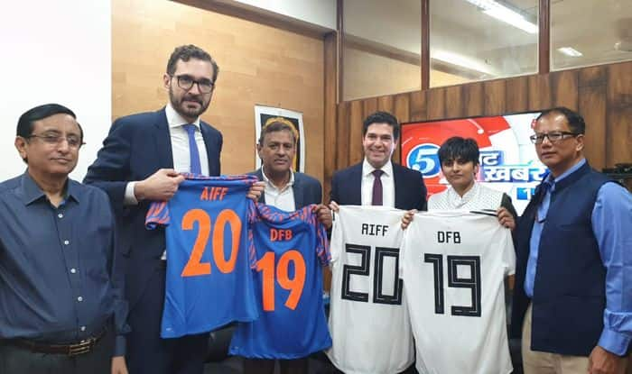 AIFF Signs MoU With German Football Association
