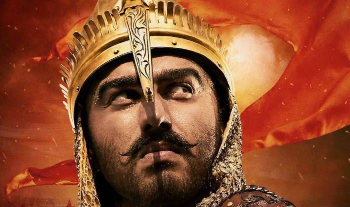 Arjun Kapoor Looks Fierce And Impressive As Sadashiv Rao Bhau on Poster of Panipat