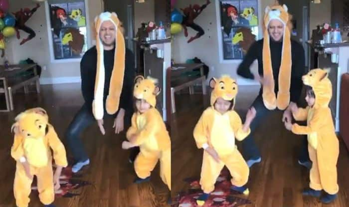 Riteish Deshmukh's Sons Riaan And Rahyl Take up The Bala Challenge, This Cute Video is Breaking The Internet