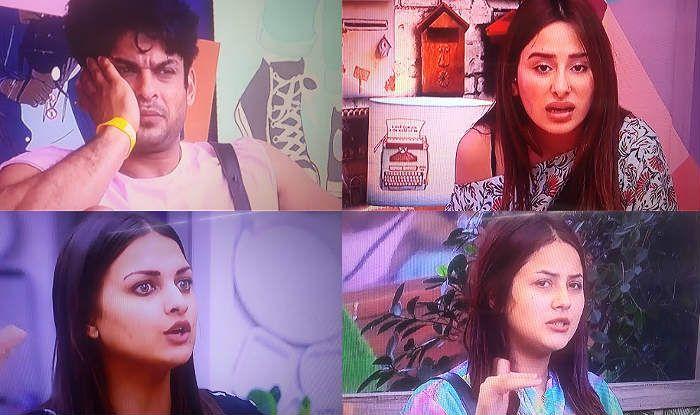 Bigg Boss 13, Nov 5, Written Updates: Siddharth Shukla's Fight With Mahira Sharma Worsens, Nominations Happen