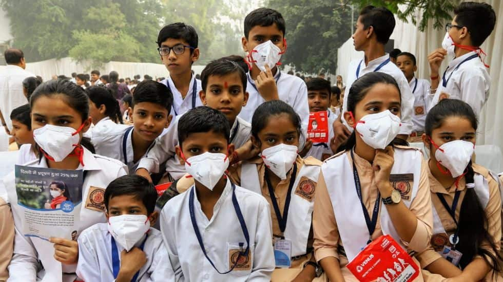 Public Health Emergency Declared In Delhi-NCR As AQI Hits 'Severe-Plus' Category