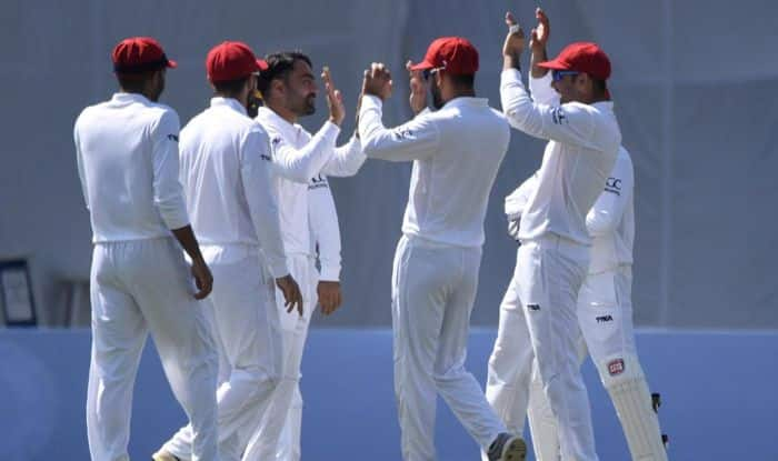 cricket afghanistan team test match