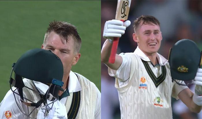 david warner marnus Labuschagne batsmen