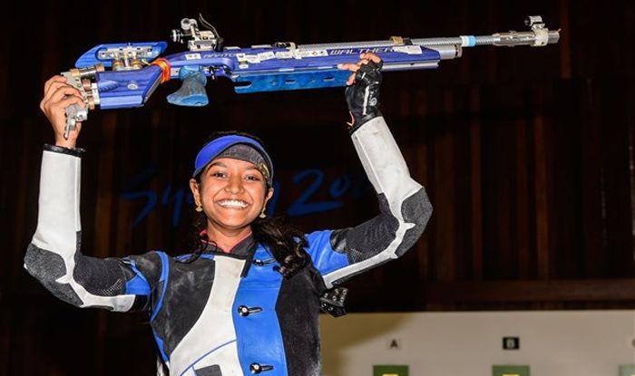 ISSF World Cup Finals 2019: Elavenil Valarivan Claims Gold in Women's 10m Air Rifle