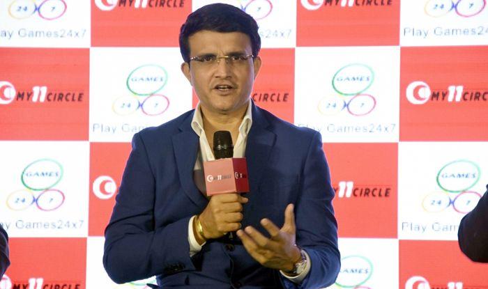 Took Virat Kohli Three Seconds to Agree to Playing Day-Night Test: Sourav Ganguly