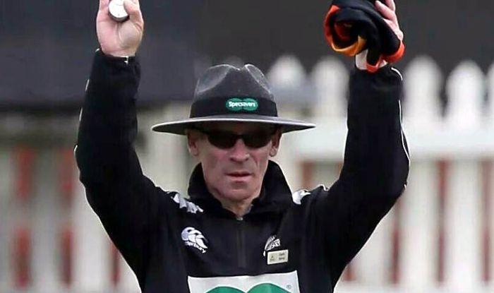 Garth Stirrat cricket umpire