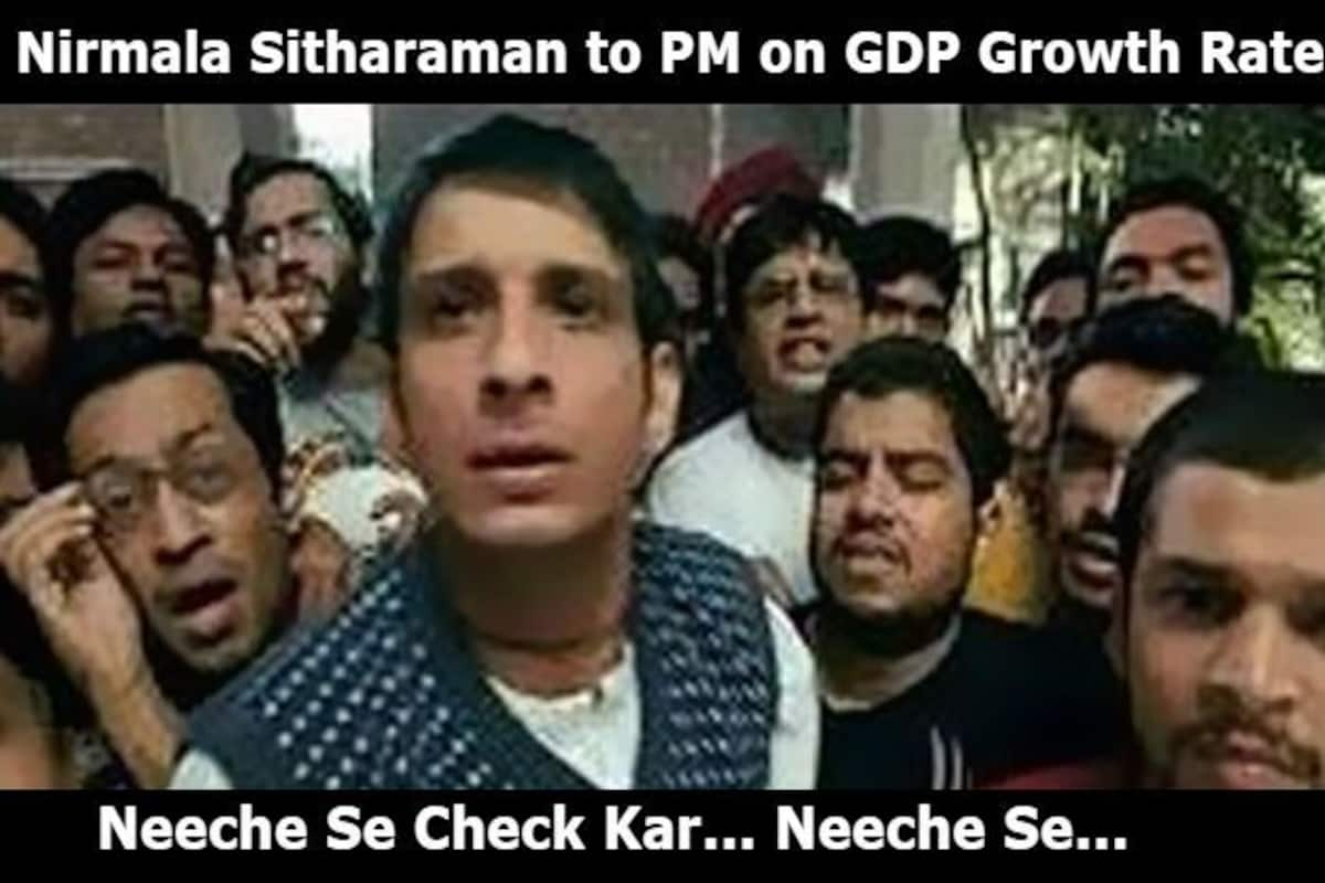 Gdp Growth Rate Dip Twitter Becomes Meme Fest As People Express
