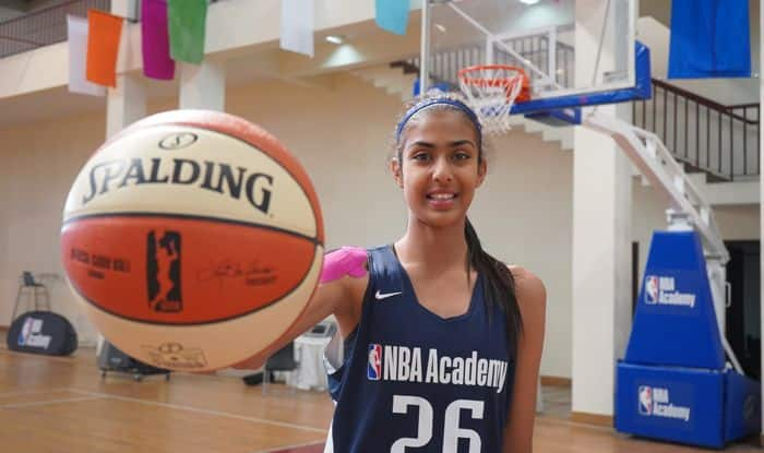 harsimran kaur india basketball player