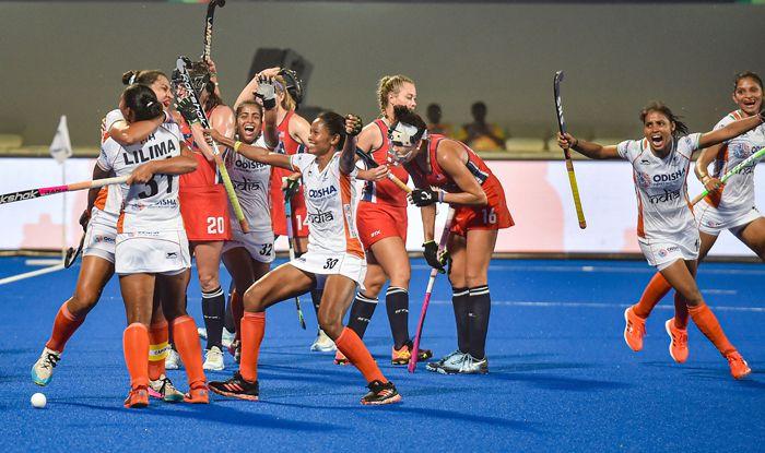 Hockey Olympics Qualifiers: India Women Pummel USA 5-1
