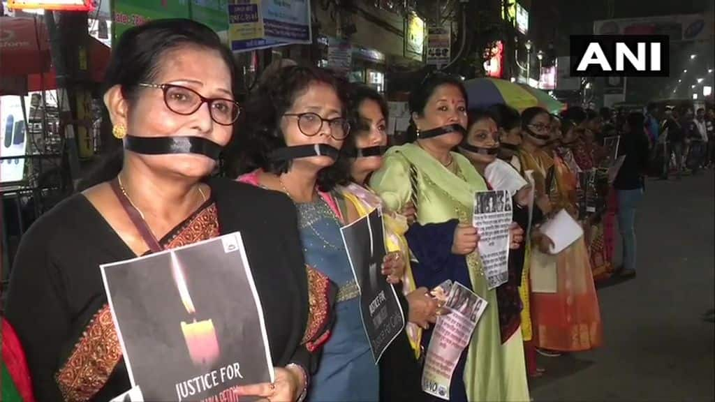 'Nirbhaya Redux': Cops Suspended For Negligence in Telangana Rape-Murder Case; Widespread Protests Shake Nation