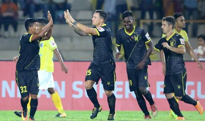 ISL: Marcelinho Crucial Goal Gives Hyderabad FC First Win