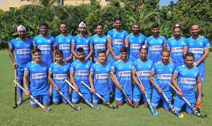 india men hockey team dream11