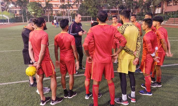 "FIFA World Cup 2022 Qualifiers: India Hit The ""Turf"" Running"