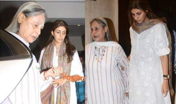 Jaya Bachchan Scolds Paparazzi For Clicking Pics Outside Manish Malhotra's Residence- Watch