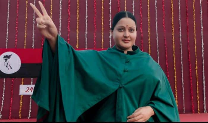 Thalaivi First Look Out: Kangana Ranaut's Look as Jayalalithaa Fails, Gets Trolled For Looking Disaster