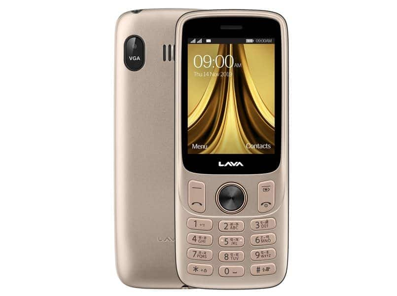 Lava A5 feature phone launched in India, priced at Rs 1,399