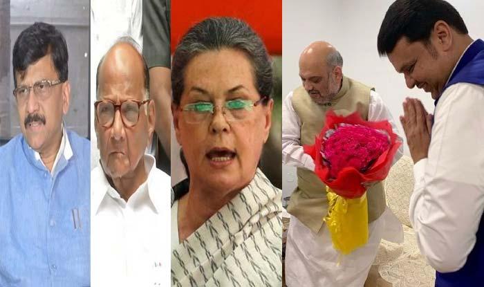 Maharashtra Power Tussle: Now, Congress-NCP Delegation to Meet Governor BS Koshyari