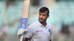 Mayank Agarwal Batting Beautifully; Hope he Keeps Scoring in His Second Season: Sunil Gavaksar