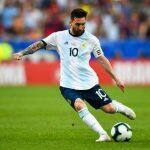 Lionel Messi Penalty Helps Argentina Salvage Draw Against Uruguay