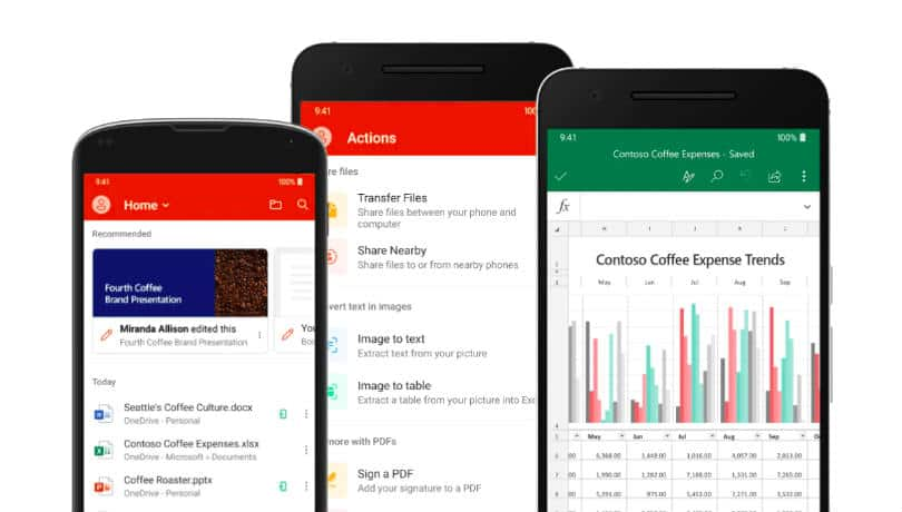 Microsoft launches new Office app that combines Word, Excel and PowerPoint