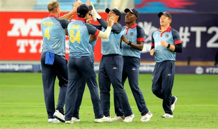 namibia cricket team t20 world cup qualifier