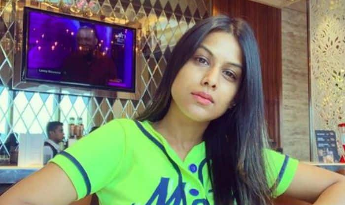 Nia Sharma Gives 'Sunday Vibes' With a Cool Neon Outfit- Here's The Look