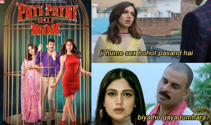 Pati, Patni Aur Woh Trailer Inspires Hilarious Memes, Check Out The Best Ones Here