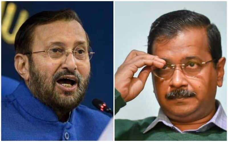 Delhi Pollution: Instead of Spending Crores on Ads, Give it Away To Farmers, Javadekar Taunts Kejriwal