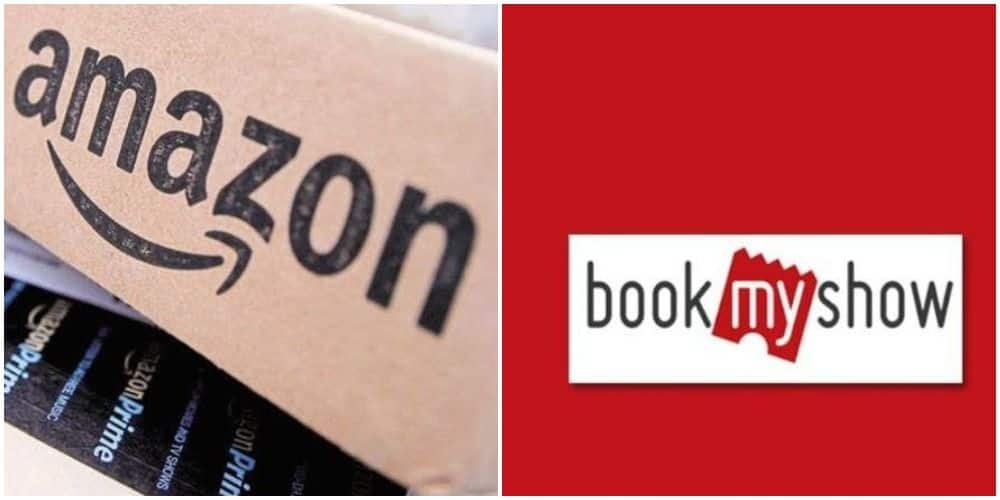 Amazon India Partners with BookMyShow to Sell Movie Tickets on the E-commerce Website