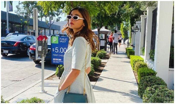 Alia Bhatt in LA