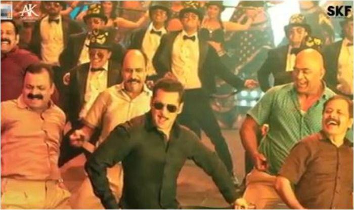 Salman Khan in Dabangg 3's new song, Munna Badnaam Hua