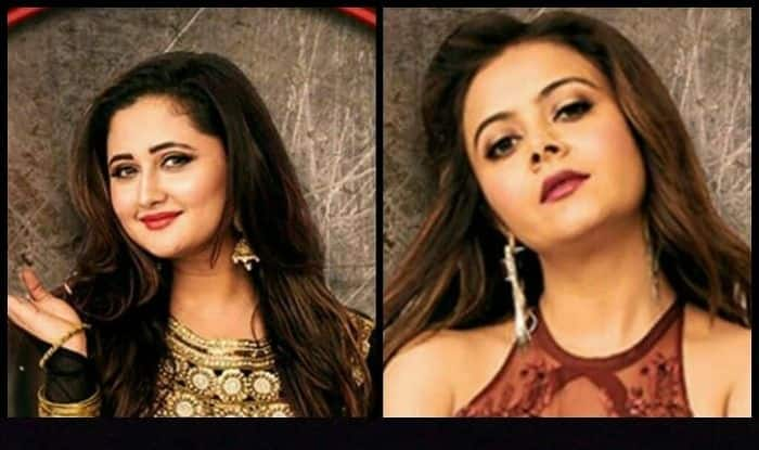 Bigg Boss 13 contestants Rashami Desai and Devoleena Bhattacharjee