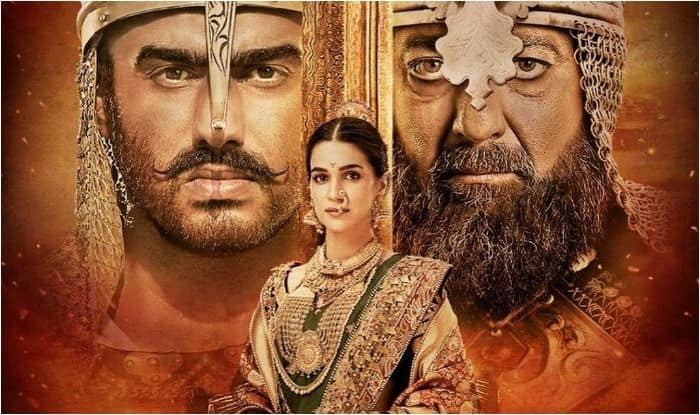 Arjun Kapoor, Kriti Sanon and Sanjay Drop drop new all character poster of Panipat - The Great Betrayal, ahead of trailer launch