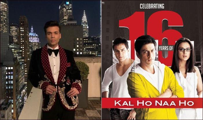 Karan Johar celebrates 16 years of Shah Rukh Khan- Preity Zinta-Saif Ali Khan starrer Kal Ho Na Ho
