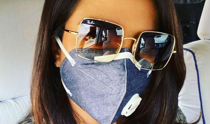 Priyanka Chopra Wears Mask While Shooting in Delhi, Worries For The Homeless in Air Pollution