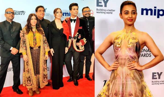 International Emmy Awards 2019 Red Carpet: Radhika Apte Stuns in Illusion Dress, Karan Johar-Zoya Akhtar And Others Represent India