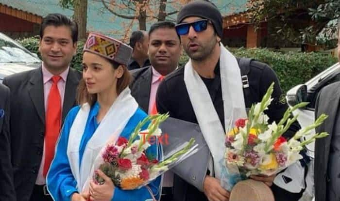 Ranbir Kapoor Moves to Manali With Alia Bhatt And a Sprained Shoulder to Shoot For Brahmastra