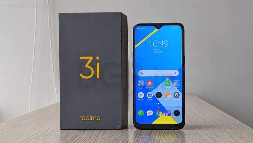 Realme 3, Realme 3i get November security patch with the latest software update